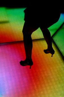 Free Dance Floor Stock Photos - 6878273