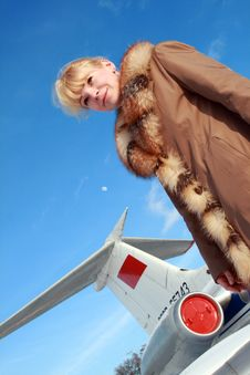 Free Stewardess Royalty Free Stock Photos - 6878548