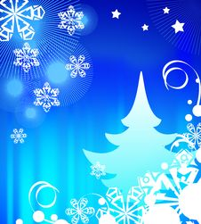 Free Winter Background 03 Stock Images - 6878924
