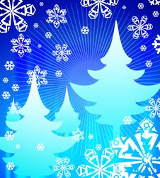 Free Winter Background 05 Stock Photos - 6879063