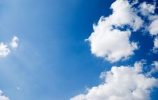 Free Cloudscape And Blue Sky Stock Photos - 6879093