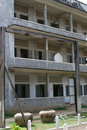 Free Tuol Sleng Building Stock Photos - 6880473