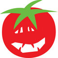 Free Sad Killer Tomato Royalty Free Stock Image - 6887636