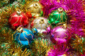 Free Christmas-tree Decorations Royalty Free Stock Photos - 6888768