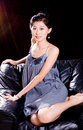 Free Chinese Model In Skirt Royalty Free Stock Image - 6889916