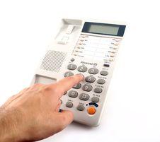 Free Dialing Stock Image - 6880471