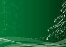 Free Christmas Decoration_green Royalty Free Stock Image - 6880576