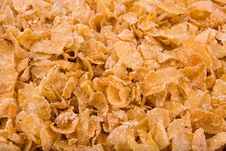 Free Corn Flakes Stock Photography - 6881282