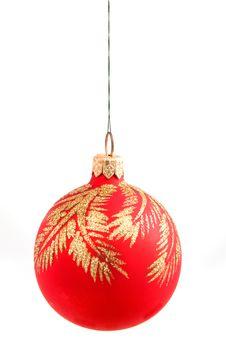 Free Christmas Ball Royalty Free Stock Image - 6881336