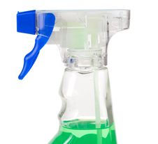 Free Close-up Spray Bottle Stock Photo - 6883290