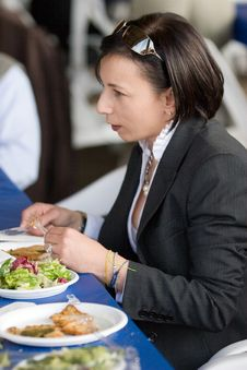 Free Dinner Time Royalty Free Stock Photos - 6883308