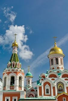 Free Russian Orthodox Church Stock Image - 6883491
