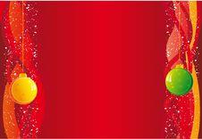Free Christmas Background Royalty Free Stock Image - 6883646