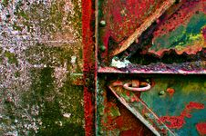 Free Stockade Door Royalty Free Stock Photo - 6884295