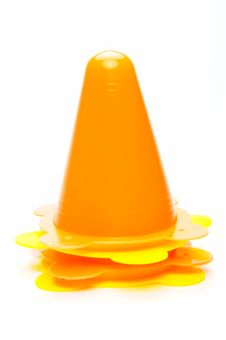 Free Traffic Cones Royalty Free Stock Images - 6885819