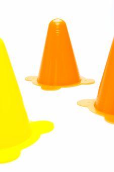 Free Traffic Cones Stock Image - 6885821