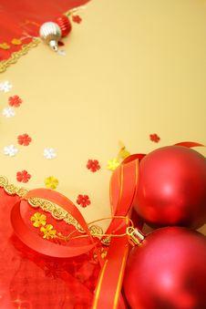Free Christmas Decorations Royalty Free Stock Photo - 6886435