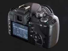 Free DSLR Back View Stock Image - 6886601