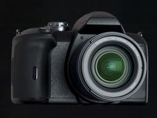 Free DSLR Front View Angle Stock Photo - 6886610
