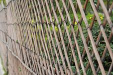 Free Fence Royalty Free Stock Image - 6886946