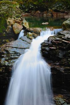 Free Nooksack Falls Royalty Free Stock Images - 6886989