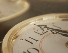 Free A Clock. Midnight Stock Photos - 6887483