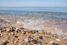 Free Lake Baikal Shore Royalty Free Stock Photos - 6887528