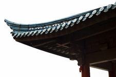 Free Chinese Roof Stock Photography - 6887932
