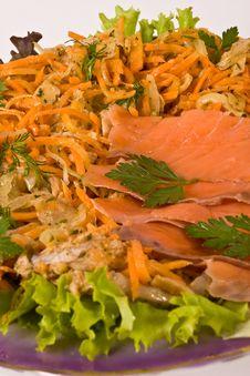 Free Salad Royalty Free Stock Photo - 6888285
