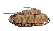 Free Model Of Pz-IV Tank Royalty Free Stock Photo - 6888595