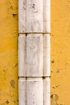 Free Part Of Old Wall Royalty Free Stock Image - 6888806