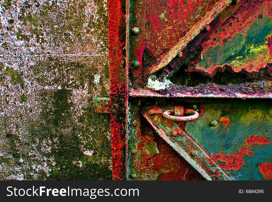 Stockade Door