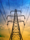 Free Electricity Pylon Royalty Free Stock Photos - 6891318