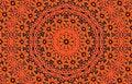 Free Orange Abstract Stock Photo - 6893960