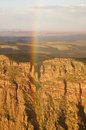 Free Rainbow At The Grand Canyon Royalty Free Stock Photo - 6894555