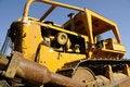 Free Bulldozer Equipment 2 Royalty Free Stock Photos - 6898638