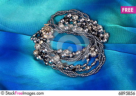 Silver Imitation Jewelry - Free Stock Photos & Images - 6895856 ...