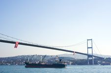 Free Bosporus Bridges Stock Photography - 6890462