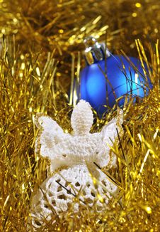 Free Christmas Decoration Royalty Free Stock Photos - 6890638