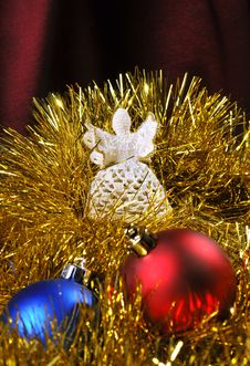 Free Christmas Decoration Royalty Free Stock Photography - 6890667