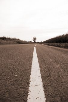Free Country Road Stock Images - 6891304