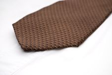 Free Close-up Of A Dress Shirt And Tie Stock Images - 6891944