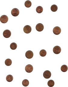 Free Euro Cent Stock Photo - 6892400