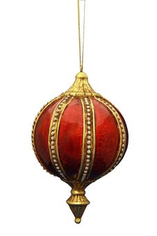 Free Ornate Christmas Ornament Stock Photos - 6892633