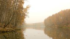 Free Autumn Landscape Stock Image - 6893441