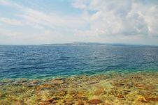 Free Emerald Green Sea Stock Photo - 6893560