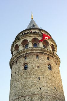 Free Galata Tower, Istanbul, Turkey Royalty Free Stock Image - 6893816
