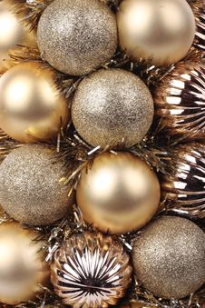 Free Christmas Decorations Royalty Free Stock Photography - 6894727