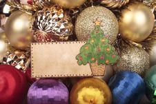 Free Christmas Decorations Royalty Free Stock Photos - 6895148
