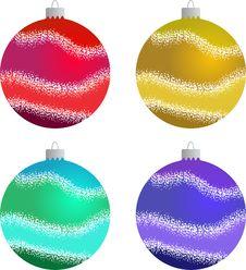 Free Christmas Ball Stock Photo - 6895270